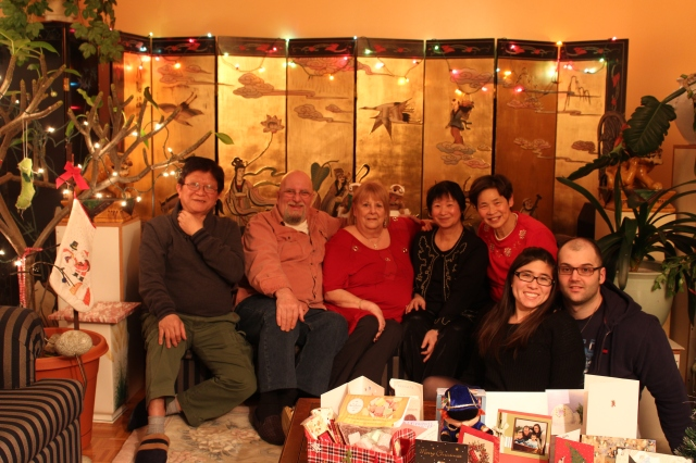Christmas group picture! :)