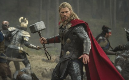 thor 2 chris hemsworth