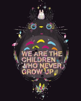 we are the children that never grow up