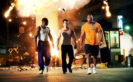 pain and gain guys