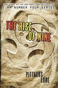 Rise of Nine Pittacus Lore