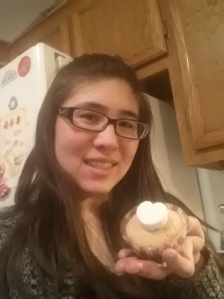 Me and my Valentine's Baking :)