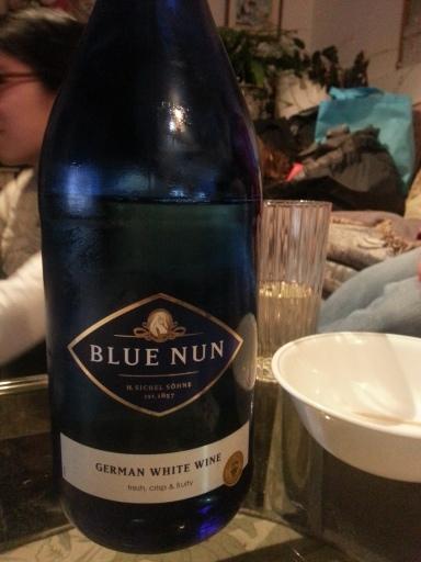 Blue Nun German Wine