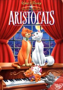 aristocats poster