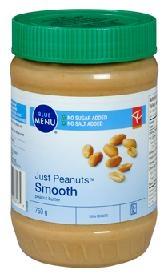 pc peanut butter