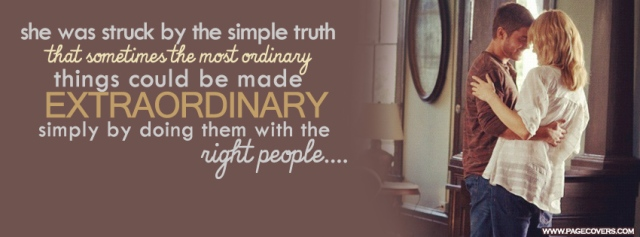 the lucky one quote