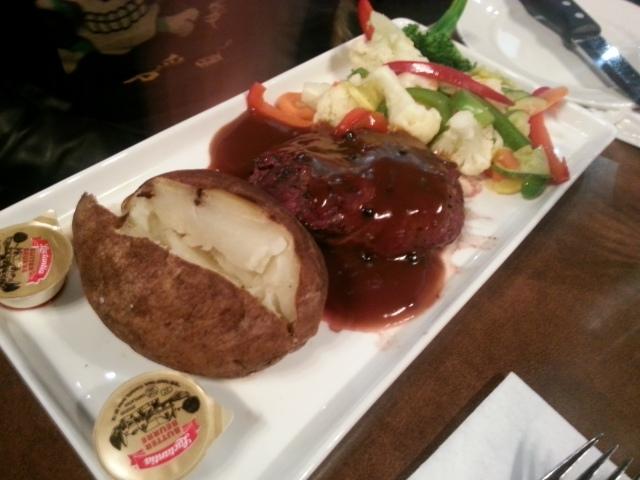 Flank Steak Casey's