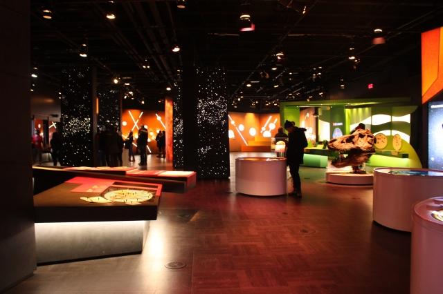 Planetarium Exhibit: EXO