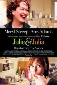 juli and julia poster