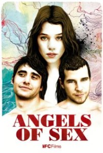 sex of the angels poster