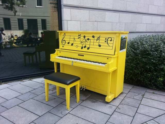 Piano Project Montreal