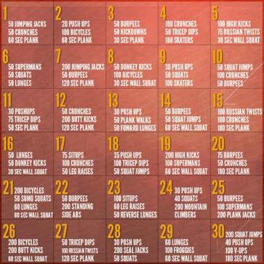 30-day-beach-body-challenge