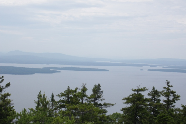 Maine Hiking Trail