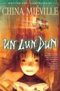 un lun dun book cover