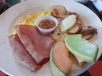 Breakfast at Eggspectations