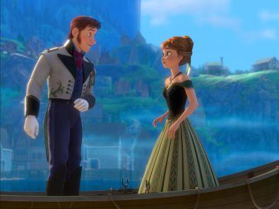 Frozen Hans Anna