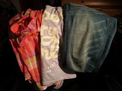 Esprit, Bossini, SuperDry