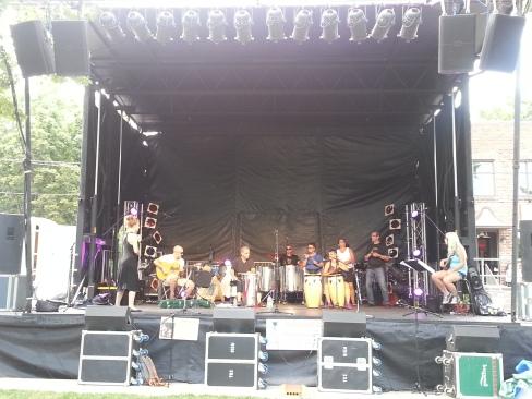 Percussion Festival Longueuil