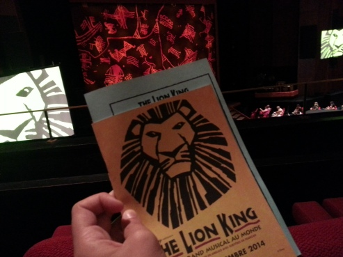 The Lion King Musical