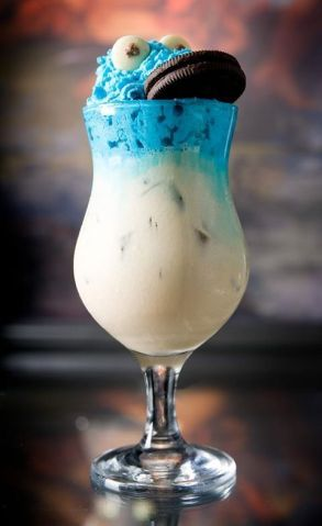 Cookie Monster Cocktail