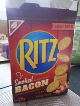 Smoked Bacon Ritz