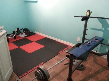Hello workout flooring ;)