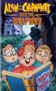 alvin chipmunks wolfman