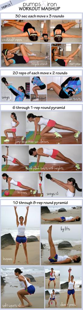 Workout Mashup