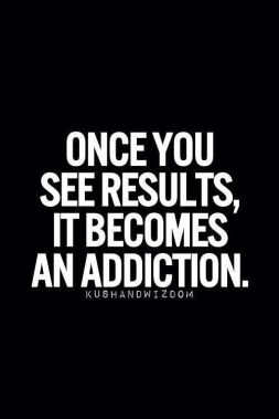 addiction results