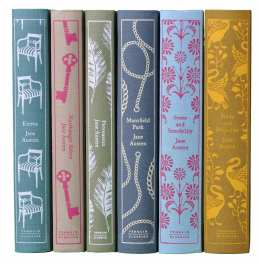 jane austen books