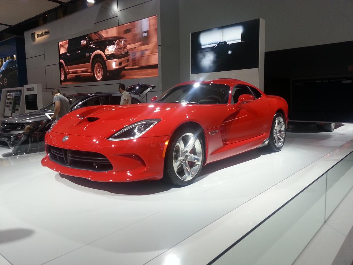 Dodge Viper GT