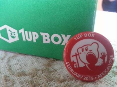 1UP Box February 2015