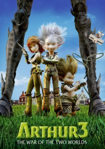 arthur and the invisibles (2006) dual audio hindi