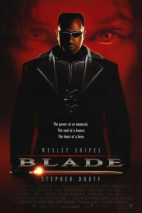 graphic horror blogathon blade 1998 tranquil dreams