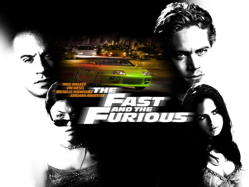 The Fast And The Furious 2001 Tranquil Dreams