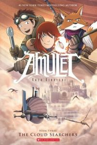 Amulet The Cloud Searchers