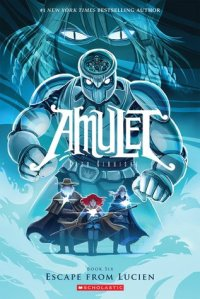 amulet escape from lucien