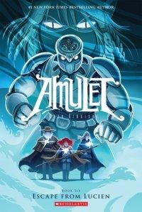 amulet escape from lucien
