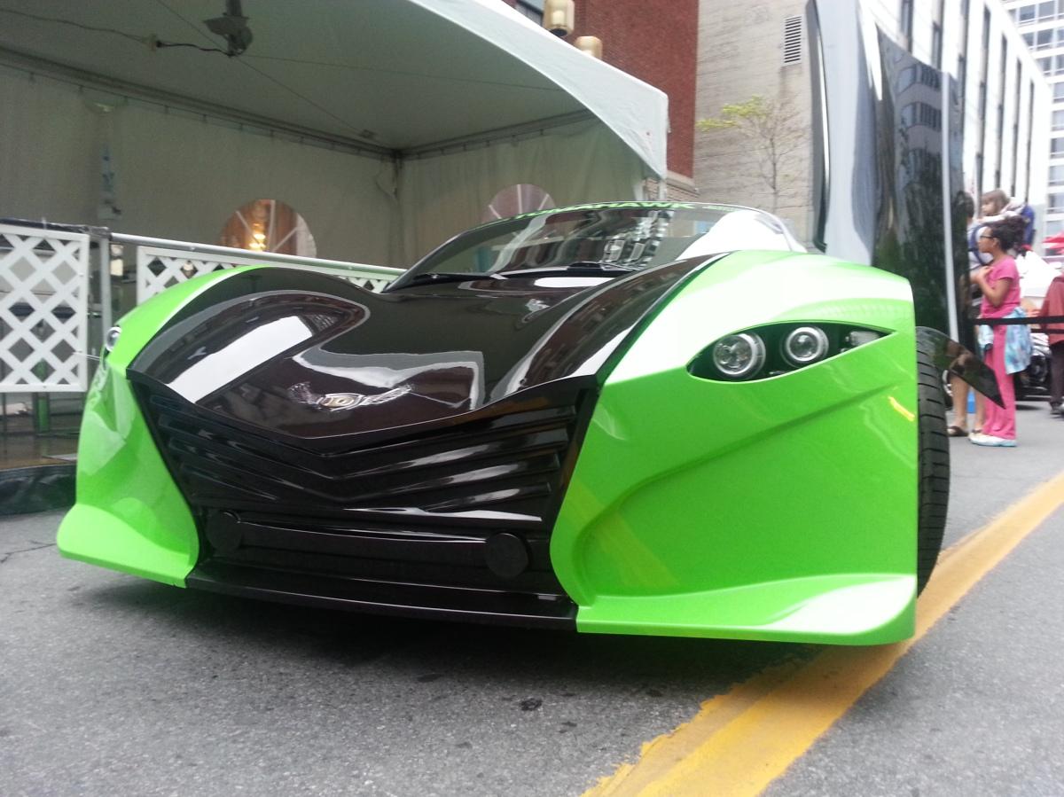 Grand Prix Montreal 2015