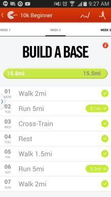Nike Running  Coach