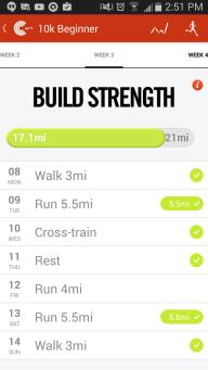 Nike Running App