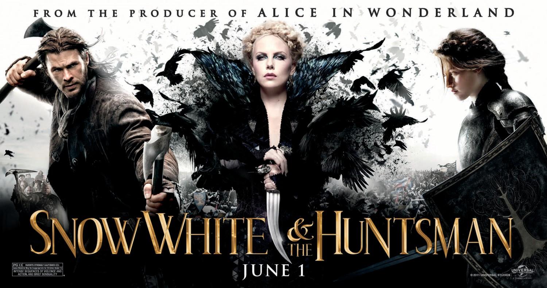SNOW WHITE AND THE HUNTSMAN (2012) สโนว์ไวท์ & พรานป่า ในศึกมหัศจรรย์