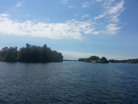1000 Islands, Brockville