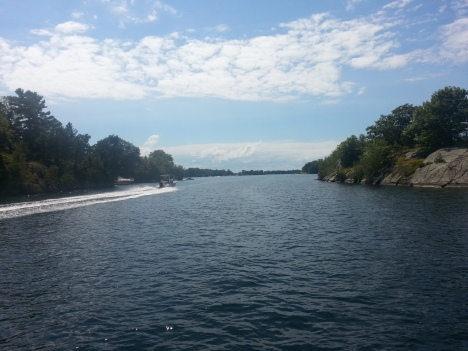 1000 Islands, Brockvill