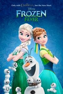 frozen fever short