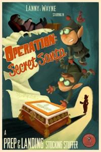 prep and landing operation secret santa