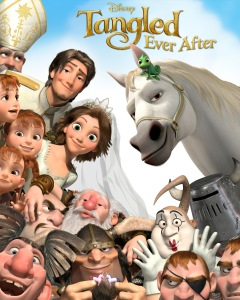 tangled ever after short