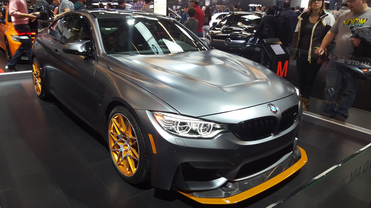 Montreal Auto Show 2016