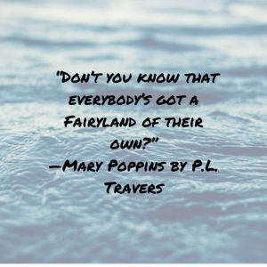 p.l. travers quote