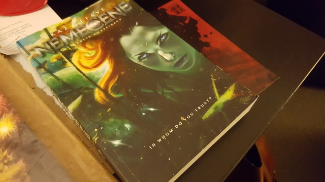 2nd Book in the ongoing 10 book series called Nemecene